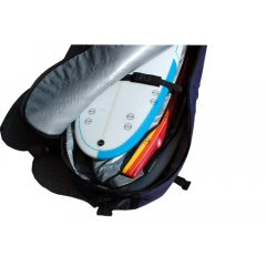 Travel Coffin 8´0 malibu
