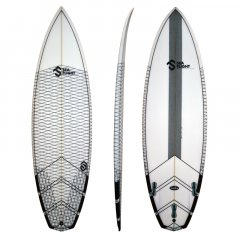 Diamond 5´9 Pure Surf Strapless