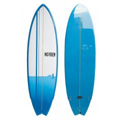 1rst Ride Fish 6´8 blue