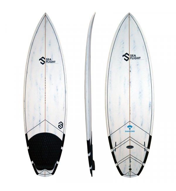 Diamond Carbon Surf