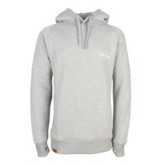 Hoody Deluxe 020 unisex L striped heather