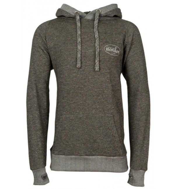 Hoody Basic 019 unisex heather grey