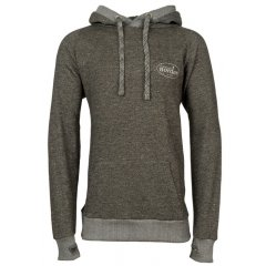 Hoody Basic 019 unisex heather grey
