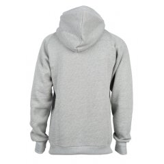 Hoody Deluxe 019 unisex striped heather