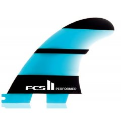 FCS2 Performer 3 Fin Neo Glass Large