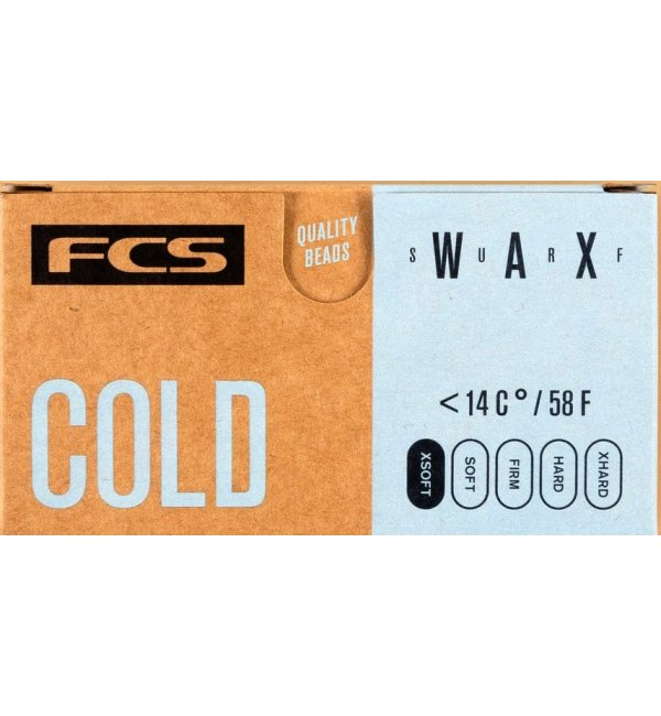 FCS Wax Cold Water 14C