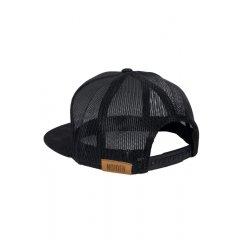 Cap mesh classic logo black one size