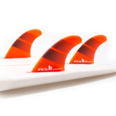 FCS2 Accelerator 3 Fin Neo Glass Medium